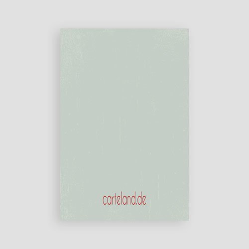 Geburtskarten für Mädchen - Roter Mohn 660 preview