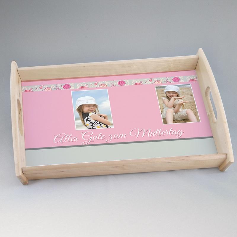 Foto-Tablett  - Fur mama 6601 thumb