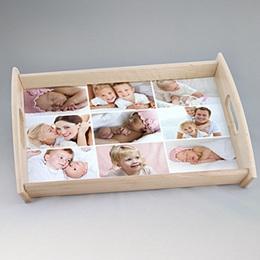 Foto-Tablett  Fotoroman