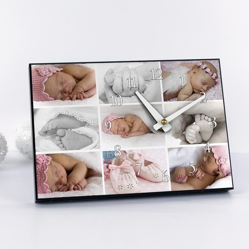 Fotouhr individuell gestalten - Kleine Fotoserie3 6627 thumb