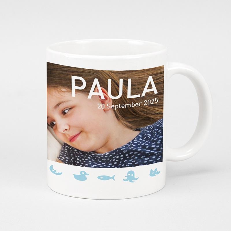 Personalisierte Fototassen Paula