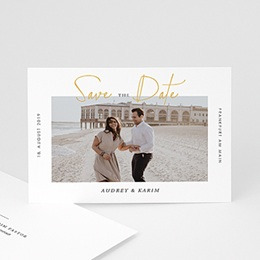 Save The Date  Love Letters