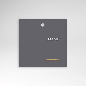 Tischkarten Hochzeit - Minimal Script - 0