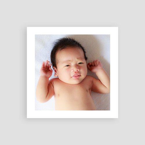 Dankeskarten Geburt Jungen - Goldmind 66760 thumb