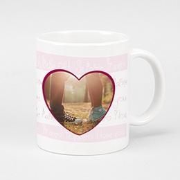 Fototassen Valentinstag Hermione