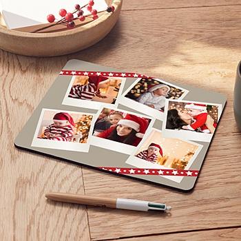Foto-Mousepad - Weihnachtskarte - 1