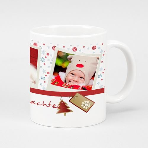 Fototassen - Retro Weihnachten  6749