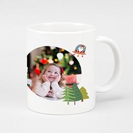 Fototassen Weihnachten Winterlich