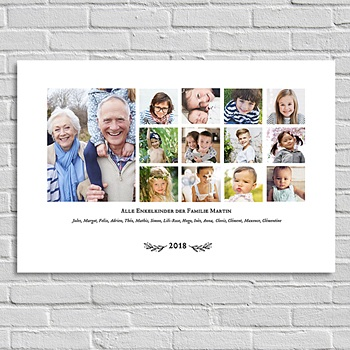 Poster - Familie (Panorama) - 0