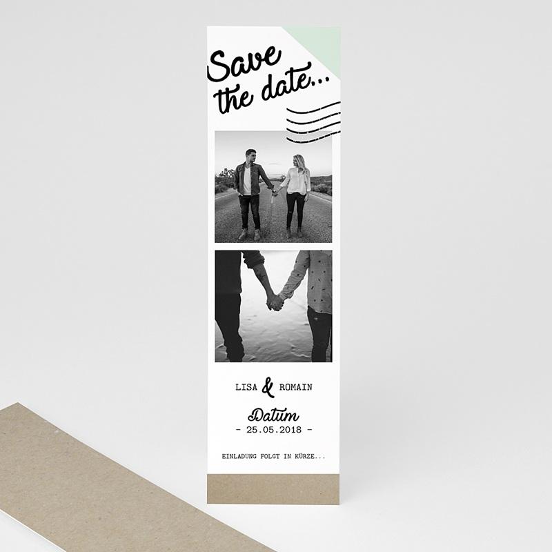 Save The Date Karten Hochzeit Time to Love