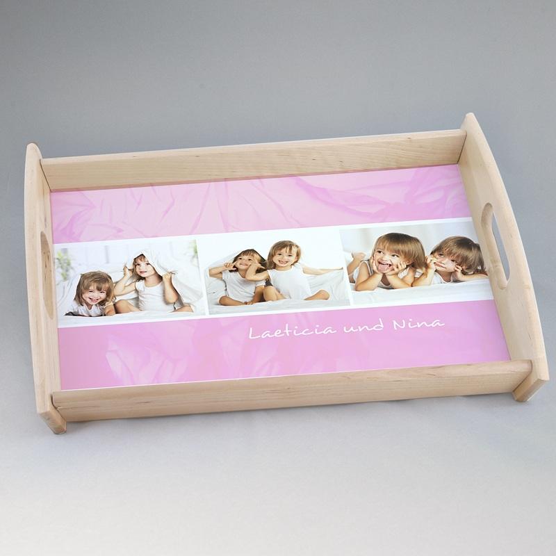 Personalisierte Foto-Tablett  Ariane