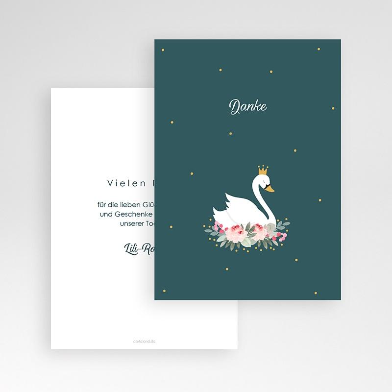 Dankeskarten Geburt Mädchen - Lili-Rose 68021 thumb