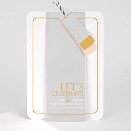 Einladungskarten Hochzeit  Tendance