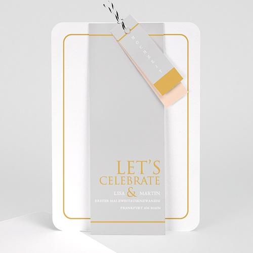 Einladungskarten Hochzeit  - Tendance 68107 thumb