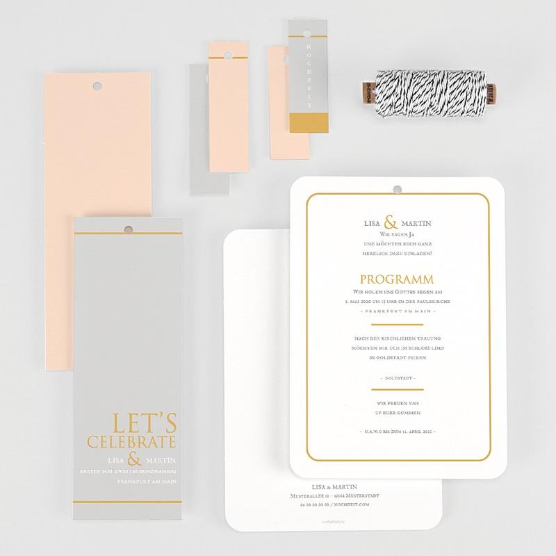 Einladungskarten Hochzeit  - Tendance 68109 thumb