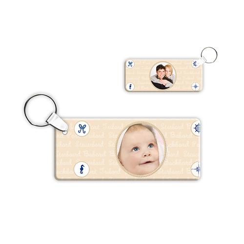 Personalisierte Foto-Schlüsselanhänger Matrose