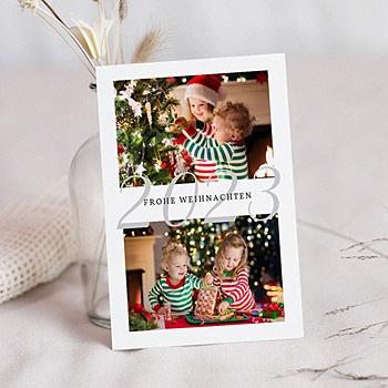 Weihnachtskarten - Der Klassiker - 0