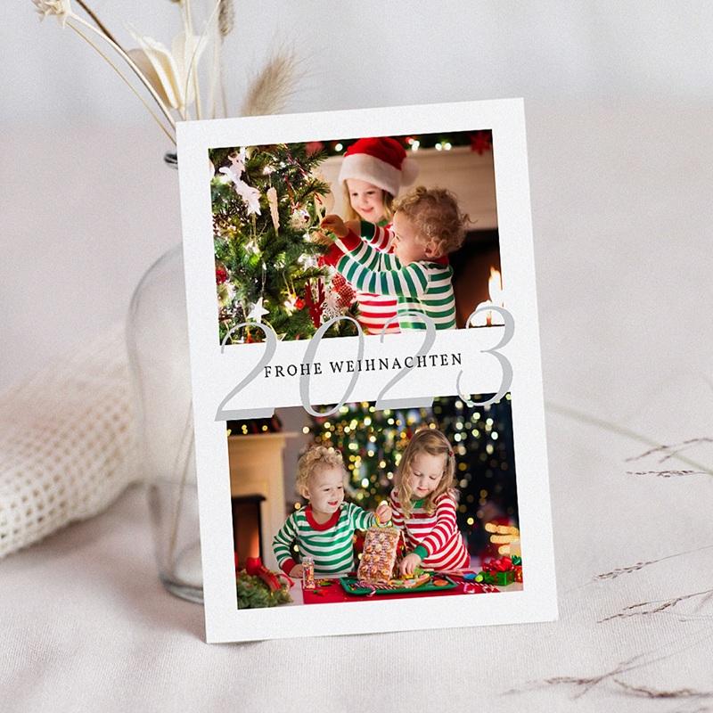 Weihnachtskarten - Der Klassiker 68263 thumb