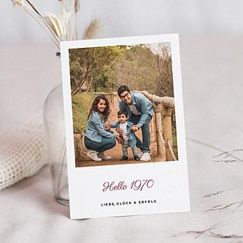 Weihnachtskarten - Hello 2019 - 0