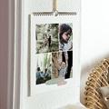 Wandkalender Pinsel Pastell