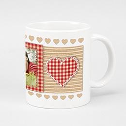 Fototassen Valentinstag Mein kleines Herz