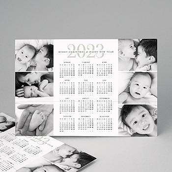 Kalender Jahresplaner - New Start - 0