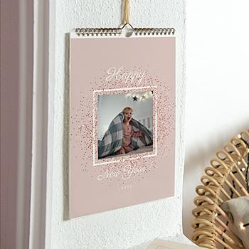 Wandkalender 2020 - Konfetti - 0