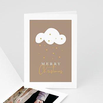 Weihnachtskarten - Verschneit - 0
