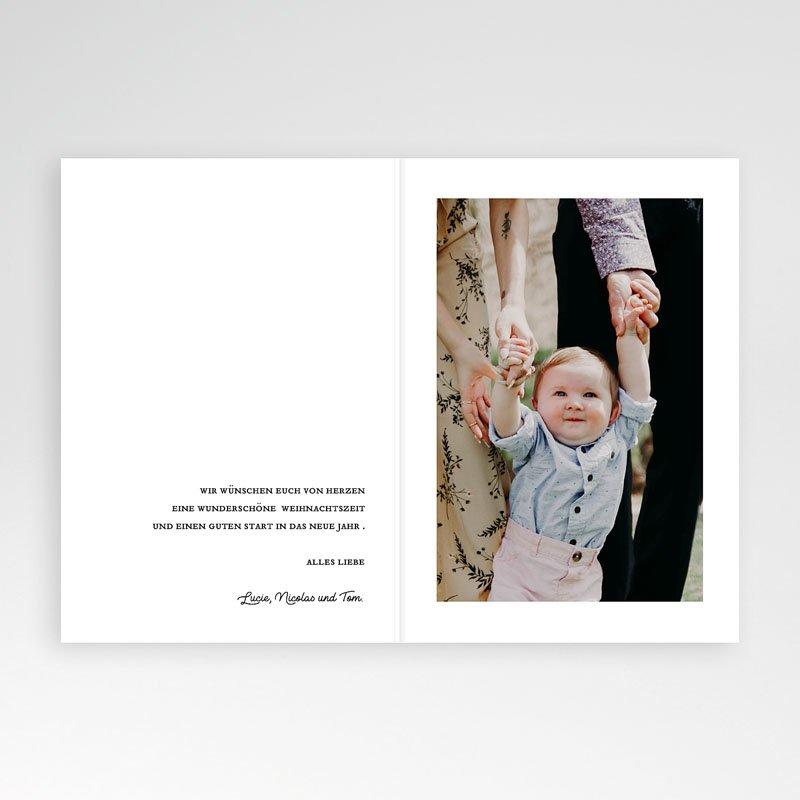 Weihnachtskarten - Verschneit 68930 thumb