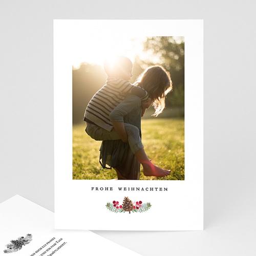 Weihnachtskarten - Mistelzweig 68962 thumb