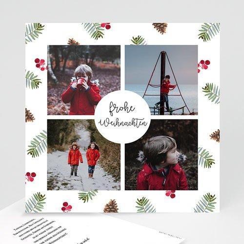 Weihnachtskarten - Glücksbringer 68980 thumb