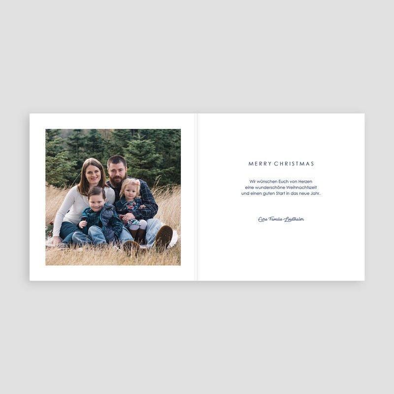 Weihnachtskarten - Wollpullover 68999 thumb