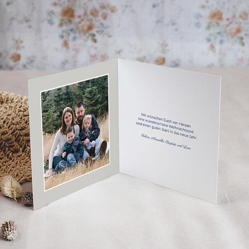 Weihnachtskarten Der Eisbär pas cher