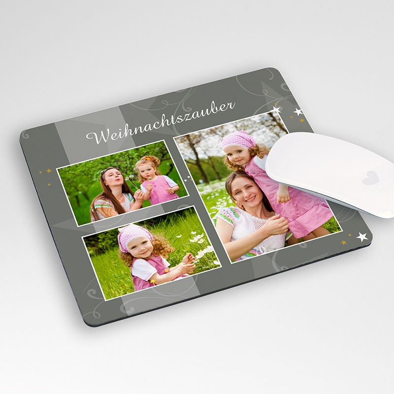 Foto-Mousepad - Weihnachtstraum 6901 thumb