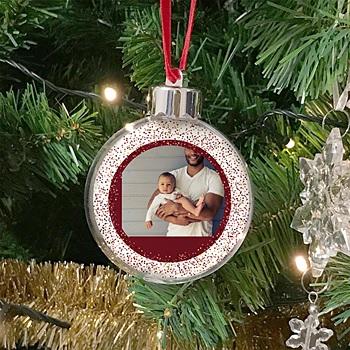 Weihnachtskugel - Weihnachtszauber - 0