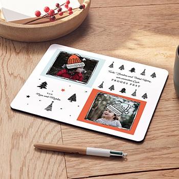 Mousepad weihnachten - Bäumchen - 0
