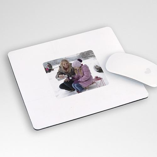 Foto-Mousepad - Schneepyramide 6911