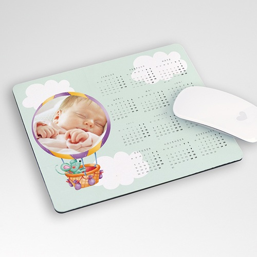 Foto-Mousepad - Mousepad Eine Ballonfahrt 6919