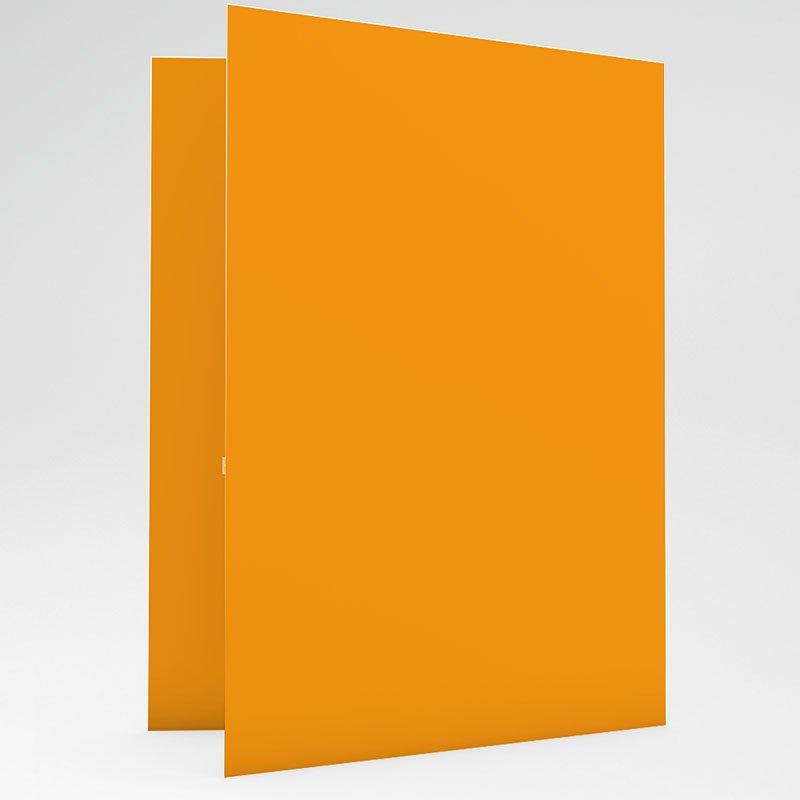 Geburtskarten für Jungen - Orange 69201 thumb