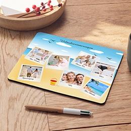 Foto-Mousepad Urlaubsimpressionen