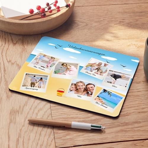 Foto-Mousepad - Urlaubsimpressionen 6923