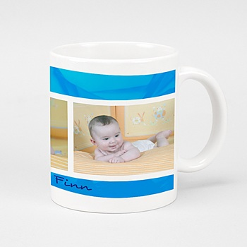 Fototassen - Babykarte Melvin - 1
