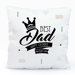 Coussin Vatertag Best Dad