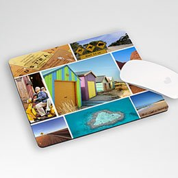 Foto-Mousepad Miniaturfotos