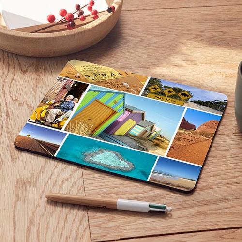 Personalisierte Foto-Mousepad Miniaturfotos