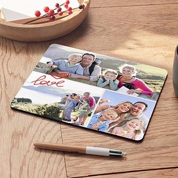 Foto-Mousepad - Fotokarte kreativ - 1