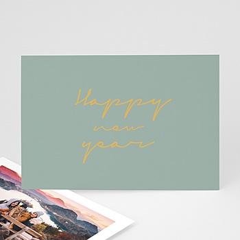 Weihnachtskarten - Happy Year - 0