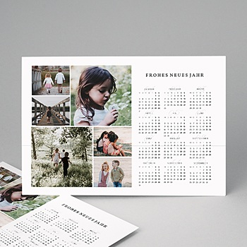 Kalender Jahresplaner - Family Pictures - 0