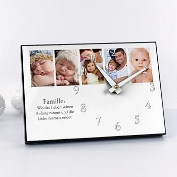 Fotouhr individuell gestalten - Mini-Fotoserie - 1