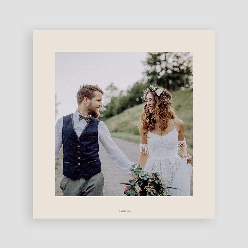 Hochzeitsdanksagungen ohne Foto - Lavendel 69506 thumb